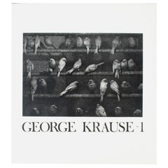 George Krause-1 First Edition
