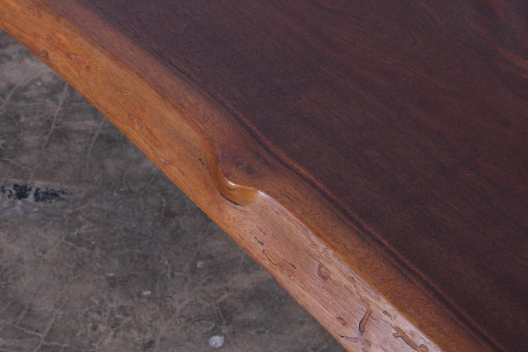 Late 20th Century George Nakashima Bench, 1976 For Sale