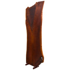 George Nakashima Black Walnut Room Divider, USA, 1962