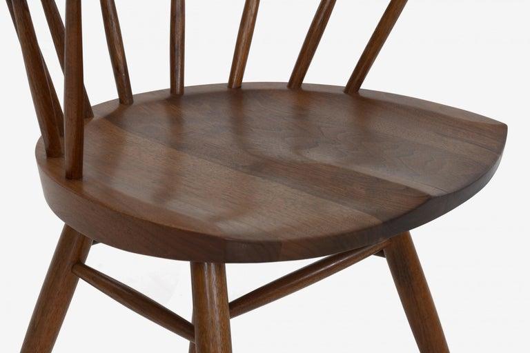 George Nakashima Captains Chair Nakashima Studio For Sale 2