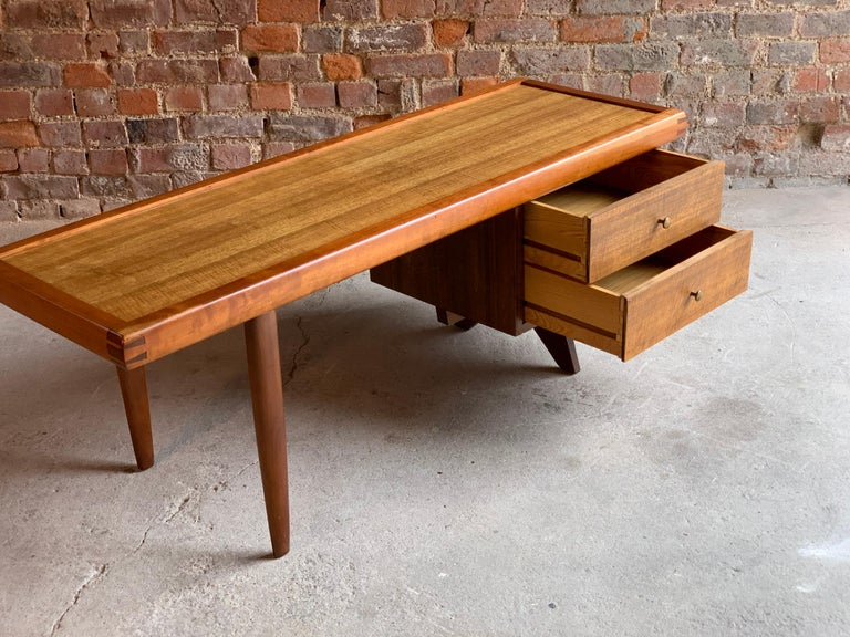 Mid-Century Modern George Nakashima Coffee Table, 1958 For Sale