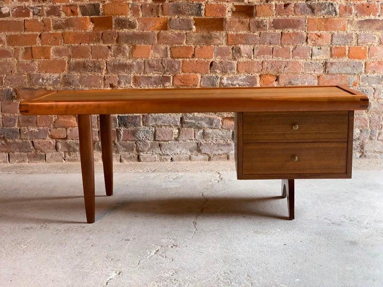 Oak George Nakashima Coffee Table, 1958 For Sale