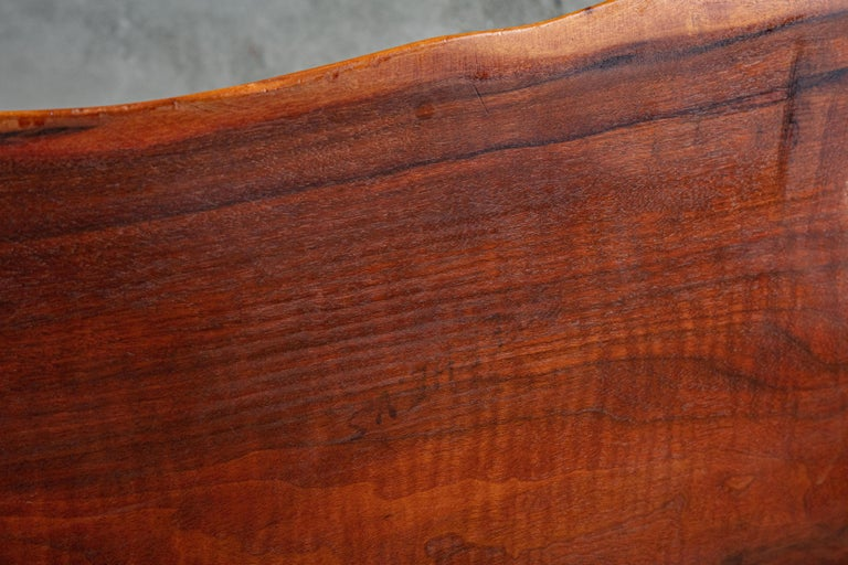 George Nakashima 'Conoid' Bench For Sale 1