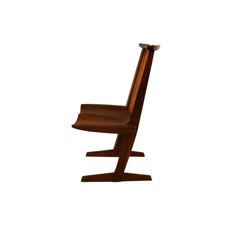 George Nakashima Conoid Chairs For Sale 1