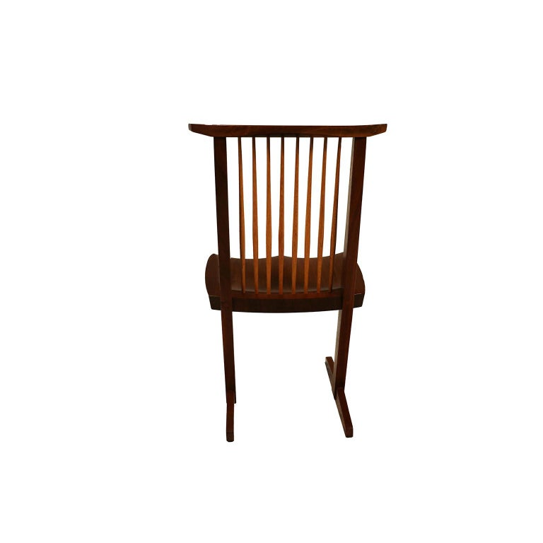 George Nakashima Conoid Chairs For Sale 2