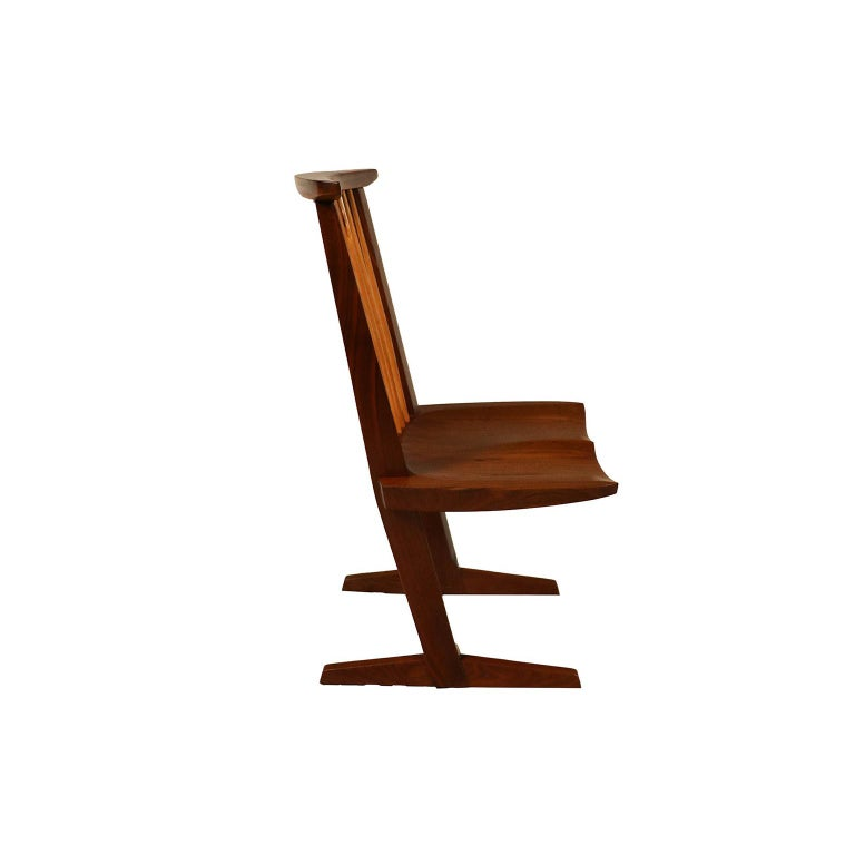 George Nakashima Conoid Chairs For Sale 3