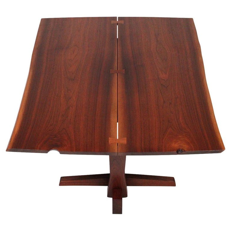 """George Nakashima """"Conoid"""" Dining Table"""