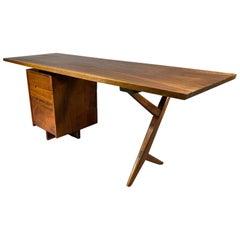 George Nakashima Conoid Writing Desk