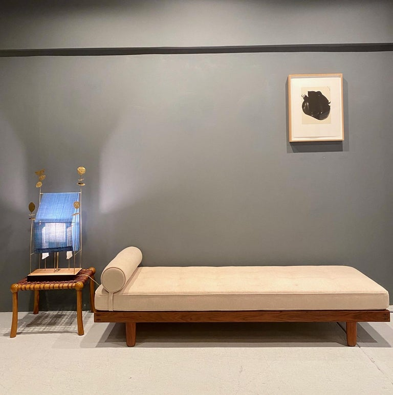 George Nakashima Custom Daybed, 1950s For Sale 1
