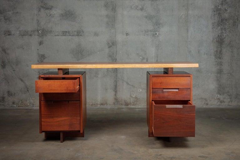 George Nakashima desk.
