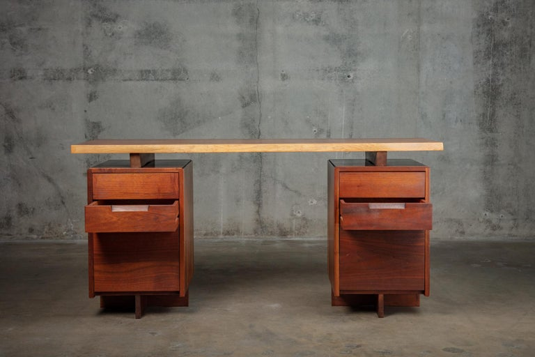 American Craftsman George Nakashima Desk