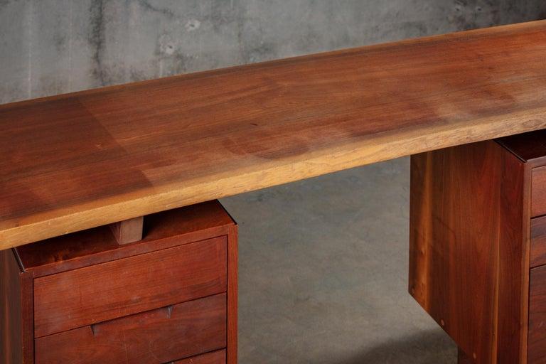 Woodwork George Nakashima Desk