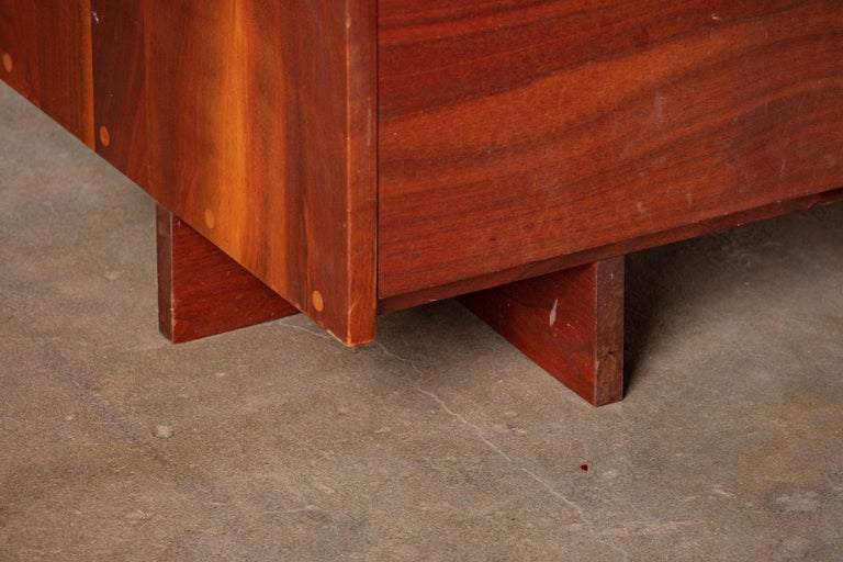George Nakashima Desk In Good Condition In Los Angeles, CA