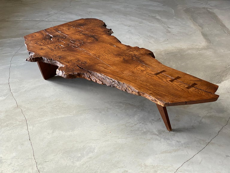 Mid-Century Modern George Nakashima, Exceptional and Large