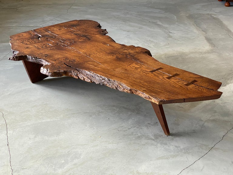 American George Nakashima, Exceptional and Large