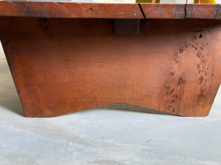 Mid-20th Century George Nakashima, Exceptional and Large