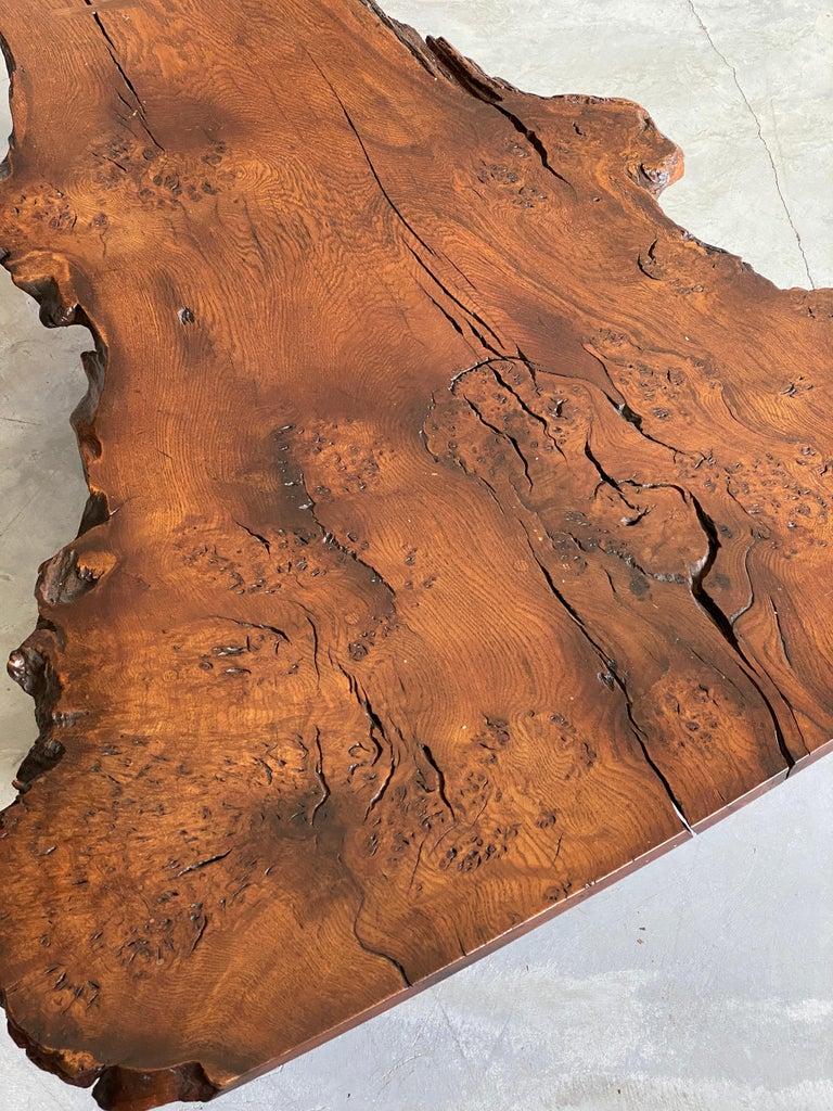 Oak George Nakashima, Exceptional and Large