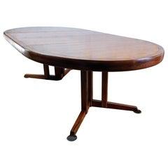 George Nakashima Extending Walnut Dining Table Model 277 Widdicomb Origins 1960