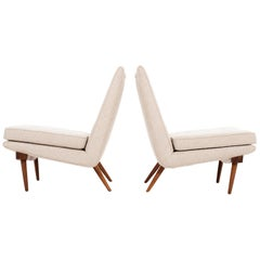 George Nakashima Lounge Chairs