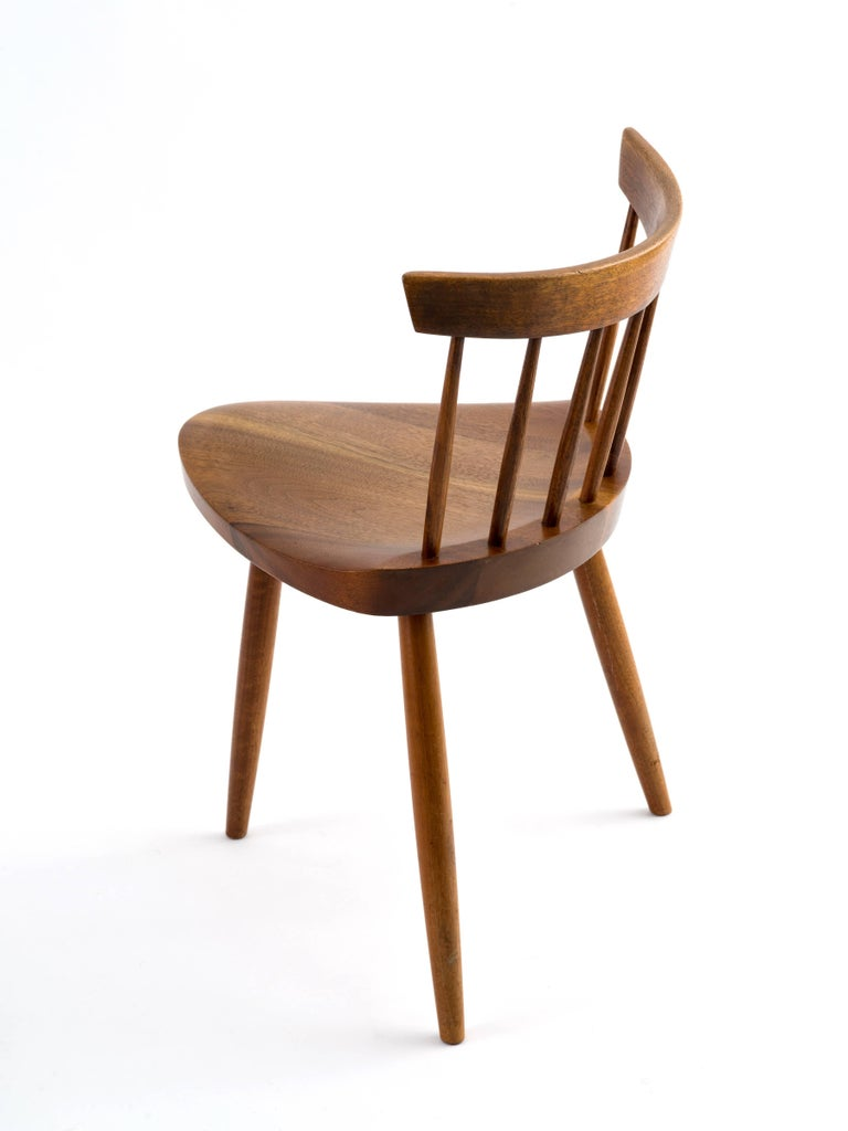 American George Nakashima Mira Chair, 1964 For Sale