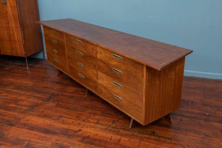 George Nakashima Origins Dresser for Widdicomb For Sale 5