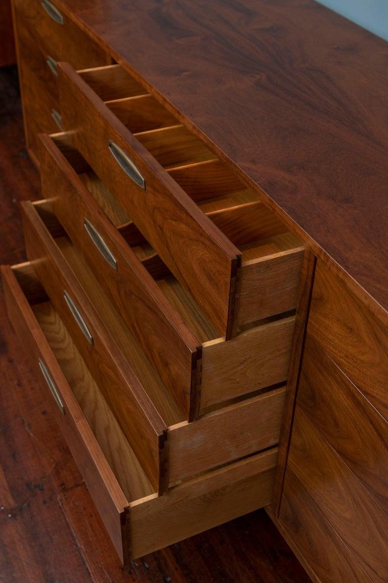Mid-20th Century George Nakashima Origins Dresser for Widdicomb For Sale