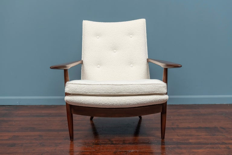 George Nakashima design lounge chair for his