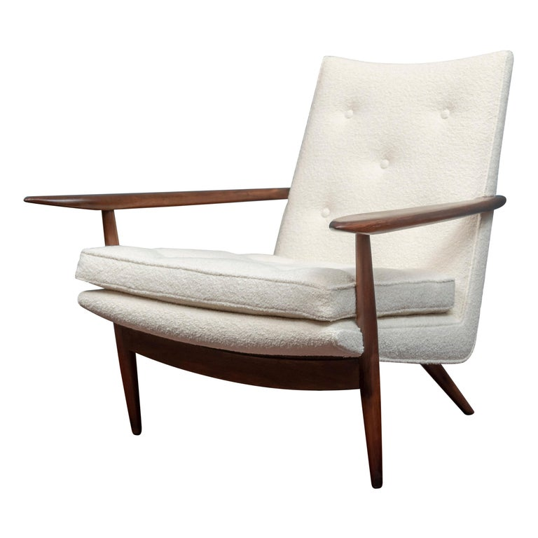 "George Nakashima ""Origins"" Lounge Chair For Sale"