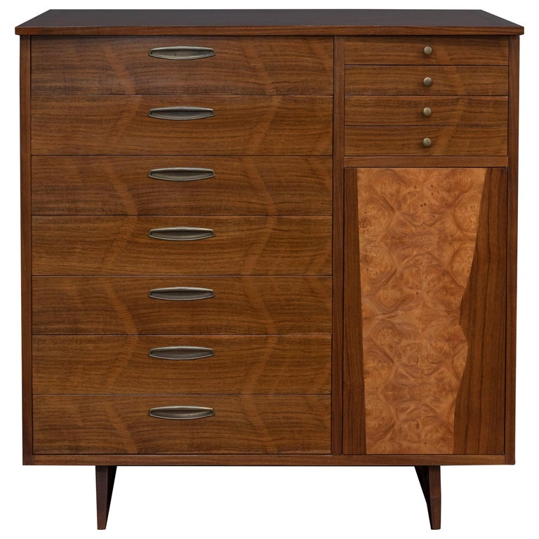 """George Nakashima """"Origins"""" Tall Chest  For Sale"""