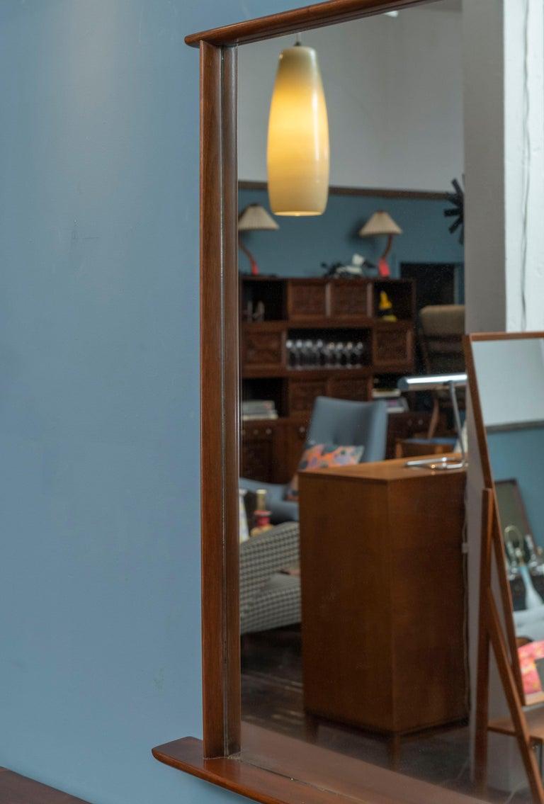 George Nakashima Origins Wall Mirror For Sale 1