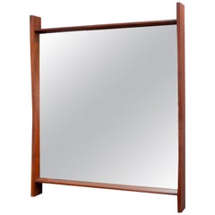 George Nakashima Origins Wall Mirror