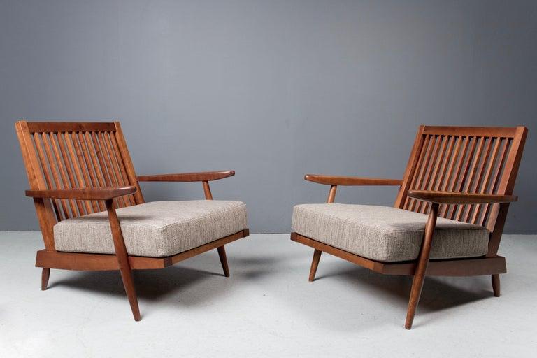 American Craftsman George Nakashima, Pair of