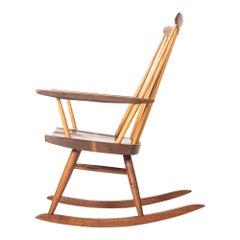 George Nakashima Rocking Chair