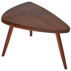 George Nakashima Small Occasional Table