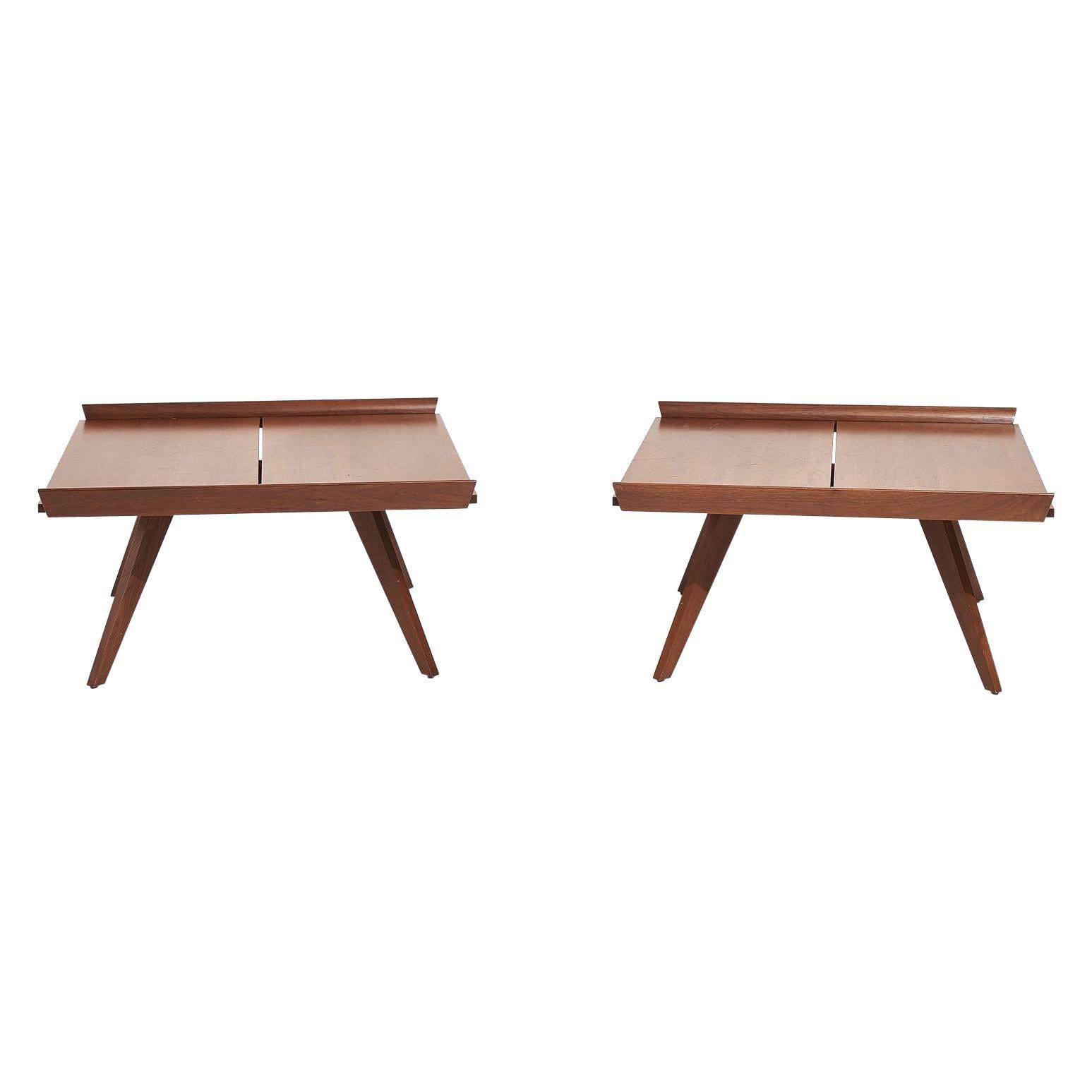 George Nakashima Splay-Leg Table, Knoll Studio
