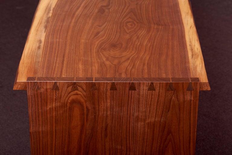 George Nakashima Studio Credenza in Walnut, US 2021 For Sale 7