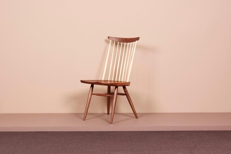 Geoge Nakashima Studio, New Chair, USA 2021 For Sale 3