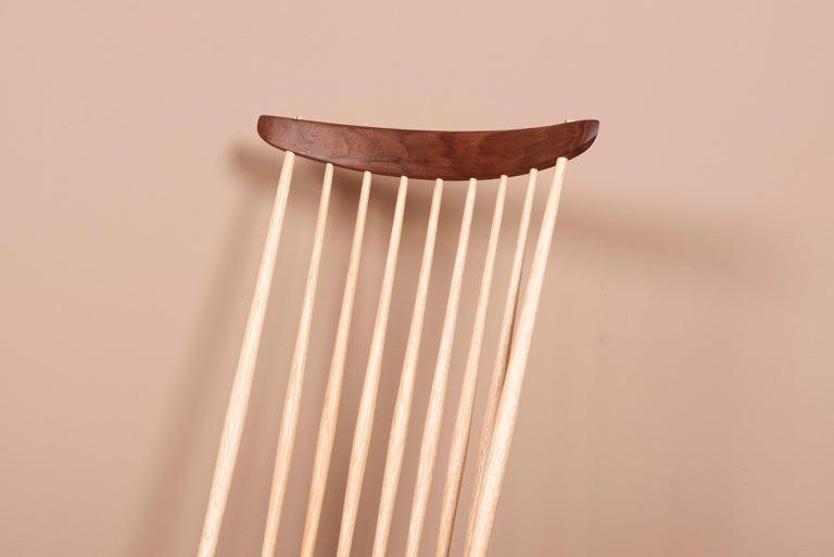Geoge Nakashima Studio, New Chair, USA 2021 For Sale 4