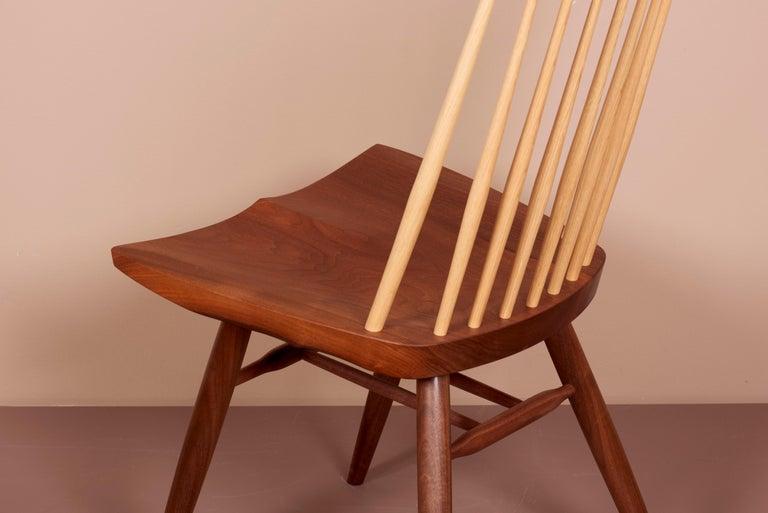 Geoge Nakashima Studio, New Chair, USA 2021 For Sale 5