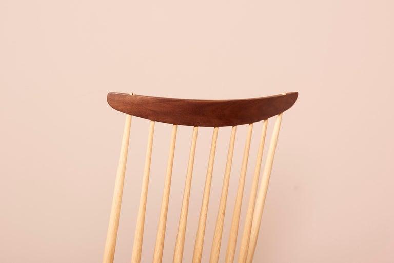 Geoge Nakashima Studio, New Chair, USA 2021 For Sale 6