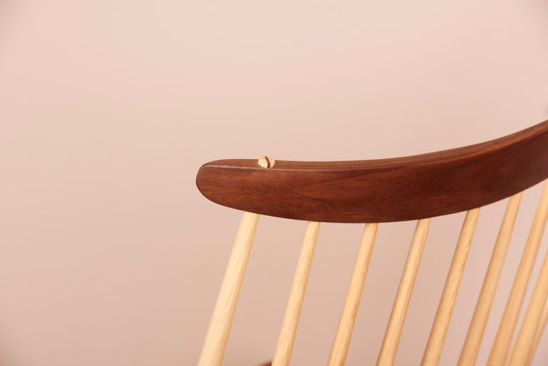 Geoge Nakashima Studio, New Chair, USA 2021 For Sale 7