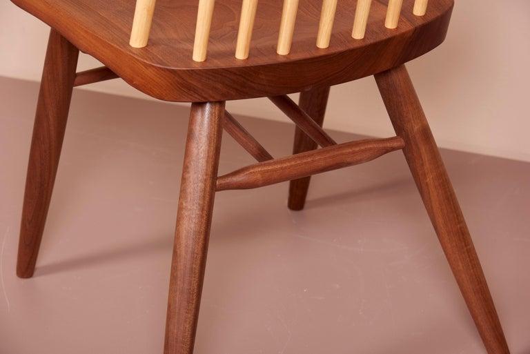 Geoge Nakashima Studio, New Chair, USA 2021 For Sale 8