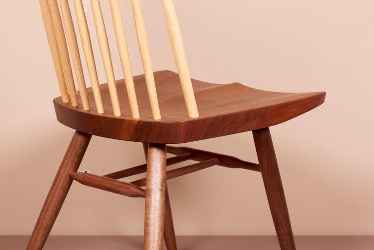 Geoge Nakashima Studio, New Chair, USA 2021 For Sale 9