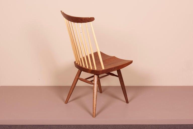 Geoge Nakashima Studio, New Chair, USA 2021 For Sale 12