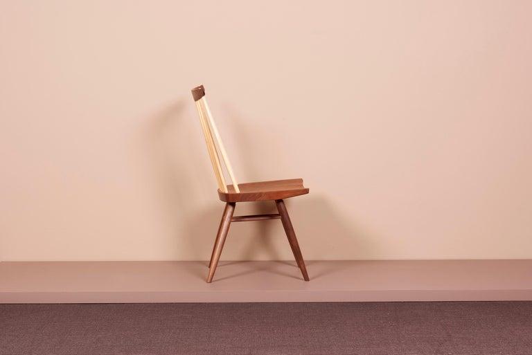 American Geoge Nakashima Studio, New Chair, USA 2021 For Sale