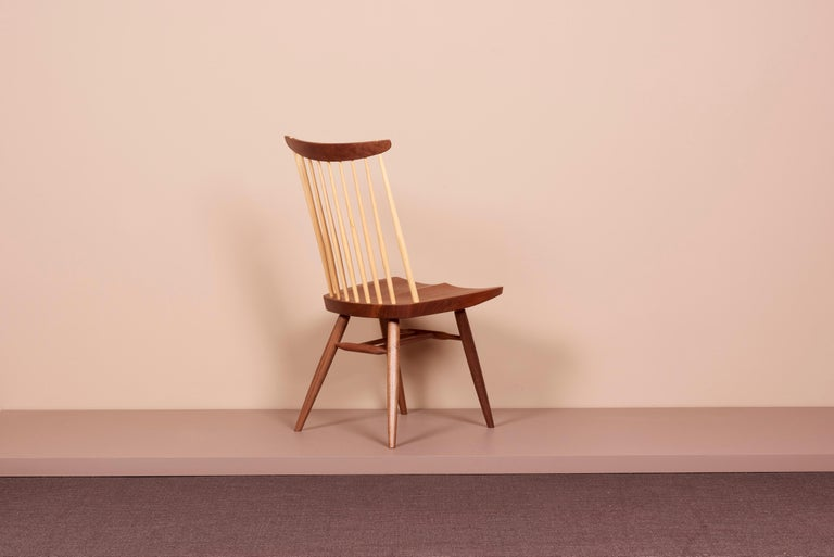 Geoge Nakashima Studio, New Chair, USA 2021 In New Condition For Sale In Berlin, DE