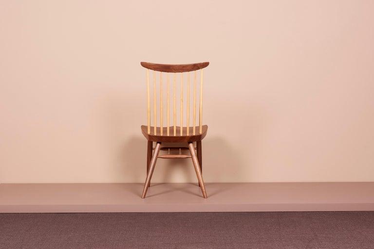 Contemporary Geoge Nakashima Studio, New Chair, USA 2021 For Sale
