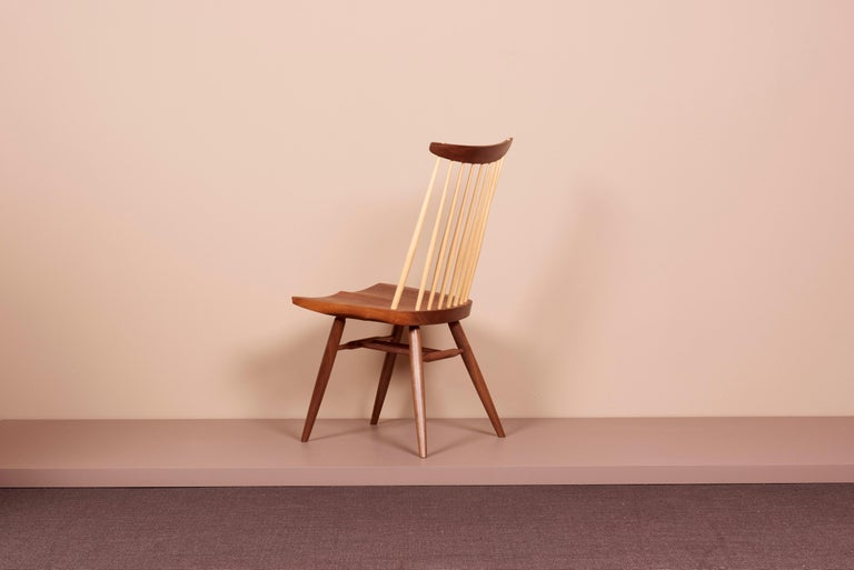 Geoge Nakashima Studio, New Chair, USA 2021 For Sale 1