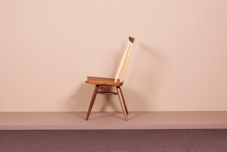 Geoge Nakashima Studio, New Chair, USA 2021 For Sale 2
