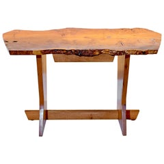 George Nakashima Unique Magnificent Console